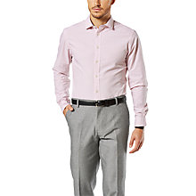 Buy Dockers Refined Fitted Long Sleeve Poplin Shirt Online at johnlewis.com