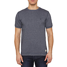 Buy Original Penguin Watson Jersey Top, Dark Sapphire Online at johnlewis.com