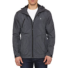Buy Original Penguin Traxtion Jacket, True Black Online at johnlewis.com