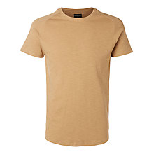 Buy Selected Homme SHX New Curve T-shirt Online at johnlewis.com