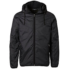 Buy Selected Homme Woven Jacket, Black Online at johnlewis.com