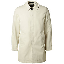 Buy Selected Homme Paris Coat, Silver Birch Online at johnlewis.com