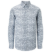 Buy Selected Homme Shx Oneshell Long Sleeve Shirt Online at johnlewis.com