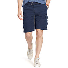 Buy Polo Ralph Lauren Commanders Cargo Shorts Online at johnlewis.com