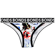 Buy Bonds New Era Skimpy Bikini Briefs, Bloom Bloom Online at johnlewis.com