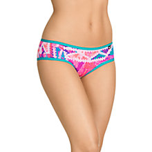 Buy Bonds Hipster Hot Shortie Printed Briefs, Woven Dream Online at johnlewis.com