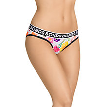 Buy Bonds New Era Bikini Briefs, Dropped Floral Online at johnlewis.com