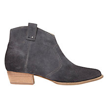Buy Mint Velvet Mitzy Block Heeled Cowboy Boots Online at johnlewis.com