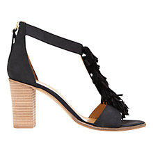 Buy Mint Velvet Jade Block Heeled Sandals Online at johnlewis.com