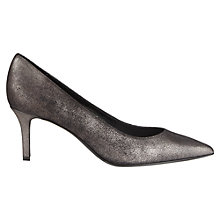 Buy Jigsaw Milly Suede Pointed Court Shoes Online at johnlewis.com