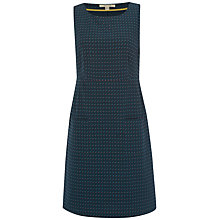 Buy White Stuff Billboard Dress, Uniform Blue Online at johnlewis.com