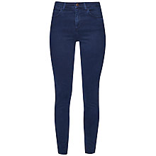 Buy French Connection Svelte High Rise Skinny Jeans, Sapphire Online at johnlewis.com