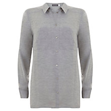 Buy Mint Velvet Marl Shirt Online at johnlewis.com