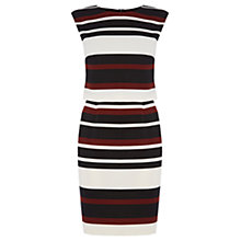 Buy Oasis Stripe Two In One Dress, Multi Online at johnlewis.com