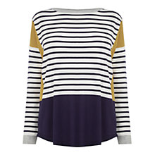 Buy Oasis Bridgette Jumper, Multi Online at johnlewis.com