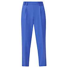 Buy French Connection Whisper Light Trousers, Empire Blue Online at johnlewis.com