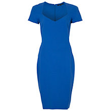 Buy French Connection Whisper Light Fitted Dress Online at johnlewis.com