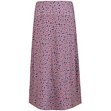 Buy Seasalt Panel Maxi Skirt, Striped Scallop Pier Online at johnlewis.com