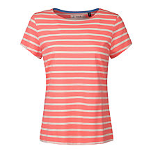 Buy Seasalt Sailor T-Shirt, Redhaven/Ecru Online at johnlewis.com