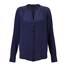Buy BOSS Rosaline Silk Blouse Online at johnlewis.com