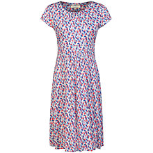 Buy Seasalt Carnmoggas Dress, Paper Leaf Ecru Online at johnlewis.com