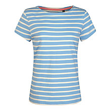 Buy Seasalt Sailor T-Shirt, River/Ecru Online at johnlewis.com