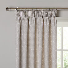 Buy John Lewis Persia Lined Pencil Pleat Curtains Online at johnlewis.com