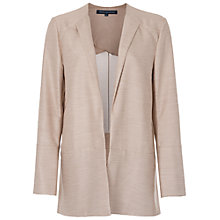 Buy French Connection Ava Suiting Jacket, Oatmeal Mel Online at johnlewis.com