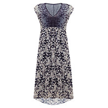 Buy Mint Velvet Yoseline Print Dress, Multi Online at johnlewis.com