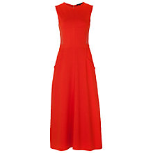 Buy French Connection Beau Maxi Dress, Masai Red Online at johnlewis.com