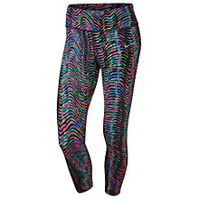 Buy Nike Sidewinder Epic Lux Running Tights, Multi Online at johnlewis.com