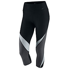 Buy Nike Legendary Fabric Twist Training Tights Online at johnlewis.com