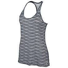 Buy Nike Get Fit Veneer Tank 2 Black Online at johnlewis.com