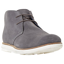Buy Dune Cove Wedge Chukka Boots Online at johnlewis.com