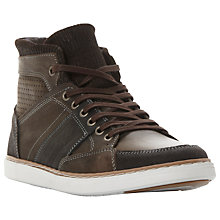 Buy Dune Spencer High Top Trainers Online at johnlewis.com