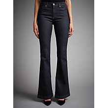 Buy AG The Janis Flared Jeans, Gallery Online at johnlewis.com