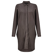Buy Selected Femme Charis Shirt Dress, Pavement Online at johnlewis.com