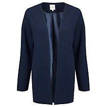 Buy Selected Femme Katima Oversized Blazer, Peacoat Online at johnlewis.com