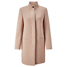 Buy Selected Femme Nissi Coat, Cameo Rose Online at johnlewis.com