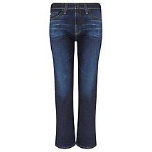 Buy AG The Jodie Crop Bootcut Jeans, 2 Years Beginnings Online at johnlewis.com