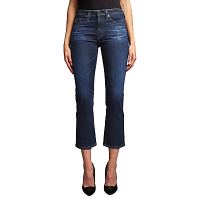 AG The Jodie Crop Bootcut Jeans, 2 Years Beginnings