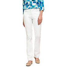 Buy NYDJ Marilyn Straight Leg Jeans Online at johnlewis.com
