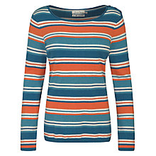 Buy Seasalt Brill Cotton Jumper, Esker Briney Online at johnlewis.com