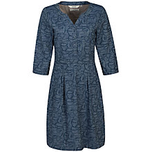 Buy Seasalt Glost Dress, Leach Pots Indigo Online at johnlewis.com
