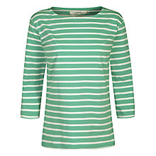 Buy Seasalt Sailor 3/4 Sleeve Jersey Top Online at johnlewis.com