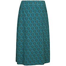 Buy Seasalt White Sands Skirt, Diamond Leaf Wreckage Online at johnlewis.com