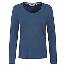 Buy Seasalt Thrifty Top, Marine Online at johnlewis.com