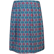 Buy Seasalt St Mabyn Printed Skirt, Oval Stamp Salt Online at johnlewis.com