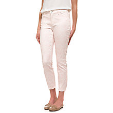 Buy NYDJ Clarissa Print Skinny Ankle Jeans, Daisy Dream Online at johnlewis.com