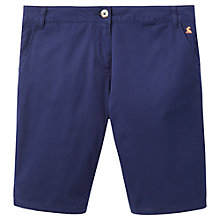 Buy Joules Rylee Mid Length Shorts, French Navy Online at johnlewis.com